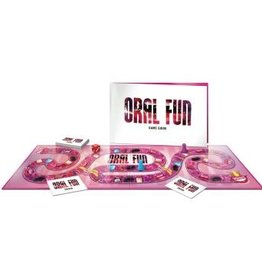 Creative Conceptions Oral Fun - the Game of Eating Out Whilst Staying In!
