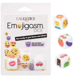 Calexotics Emojigasm Dice