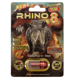 Rhino Rhino 8 250K Male Supplement