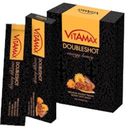 Herbal Supplements Vitamax Double Shot Energy Honey - 1 Sachet