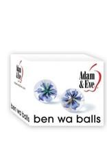 Adam and Eve Adam and Eve Glass Ben Wa Balls
