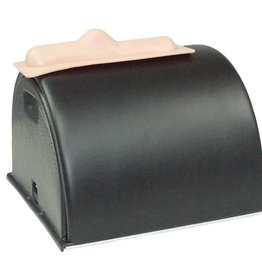 Sybian Sybian - Classic Black - Beige Attachments