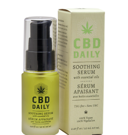 CBD Daily CBD Daily Soothing Serum Hemp CBD And Essential Oils