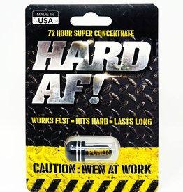 Herbal Supplements Hard AF Male Enhancement - 1 count