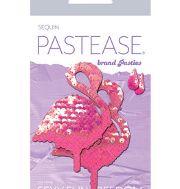 Pastease Pastease Color Changing Flip Sequins Flamingo - Pink O/S