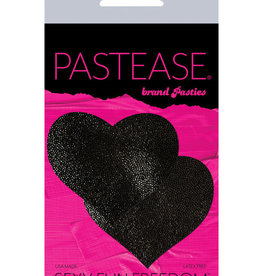 Pastease Pastease Liquid Heart - Black O/S