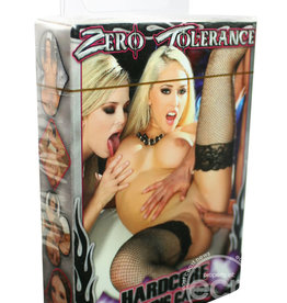 Zero Tolerance Zero Tolerance Hardcore Playing Cards