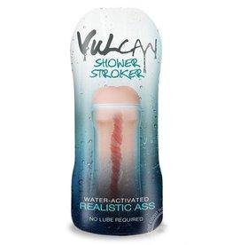 TOPCO Cyberskin H2O Vulcan Shower Stroker - Realistic Ass