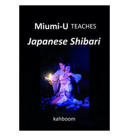 Kahboom Miumi-U Teaches Japanese Shibari 2nd edition