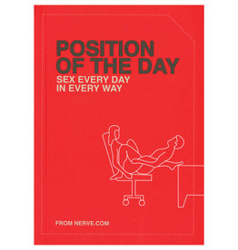Chronicle Books Position of the Day: Sex Every Day in Every Way