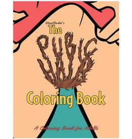 Wood Rocket WoodRocket Pubic Hair Coloring Book