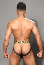 Andrew Christian Almost Naked Cotton Jock - Black