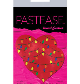 Pastease Pastease Christmas String Lights Heart - Multicolor O/S