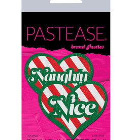 Pastease Pastease Naughty/Nice Candy Canes Heart - Multicolor O/S