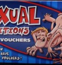 OZZE CREATIONS Sexual Positions Vouchers
