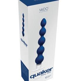 VeDO Vedo Quaker Anal Vibe - Silicone/Midnight Madness