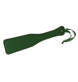 Spartacus Spartacus PU Paddle w/Reverse Plush - Green