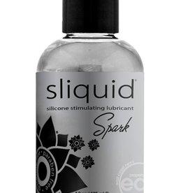 Sliquid Sliquid Naturals Spark Booty Buzz Silicone Stimulating Lubricant 4.2 Oz