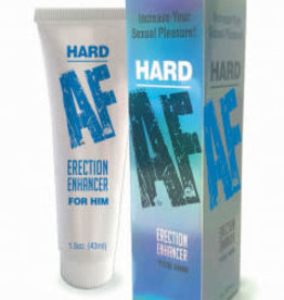 Little Genie Hard AF Erection Enhancer Cream For Him 1.5oz