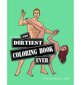 Wood Rocket WoodRocket Dirtiest Coloring Book Ever