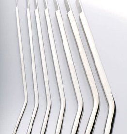 Touch of Fur Stainless Steel Urethral Sound/Penis Plug