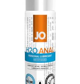 System Jo Jo H2O Anal Water Based Lubricant 2.5 Ounce