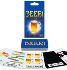 Kheper Games Beer! - Card Game
