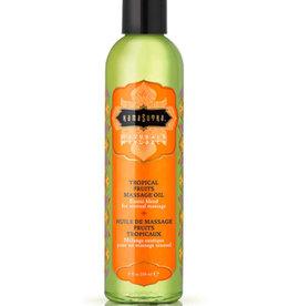 Kama Sutra Naturals Sensual Massage Oil - Tropical Mango