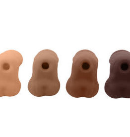 New York Toy Collective Jack 2 in 1 Stroker - Chocolate