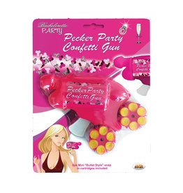 HOTT PRODUCTS Bachelorette Party Pecker Party Confetti Gun
