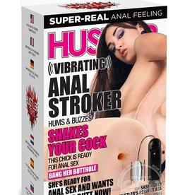 Hustler Hustler Vibrating Anal Stroker