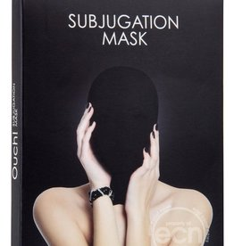 Shots Ouch! Subjugation Mask in Black