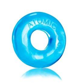 Oxballs Do-Nut-2 Large Atomic Jock Cockring - Ice Blue