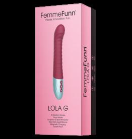 Femme Funn Femme Funn Lola G Maroon