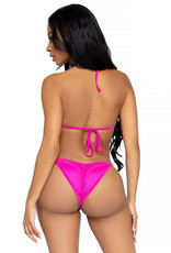 Leg Avenue 2 pc Domino Bikini Set