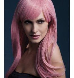 FEVER LINGERIE Sienna Wig - Pastel Pink
