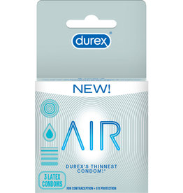 Durex Durex Air Condom- 3 Pack