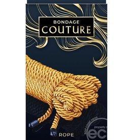 nsnovelties Bondage Couture Rope - Gold