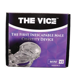 Locked in Lust Locked In Lust The Vice Mini V2 - Clear