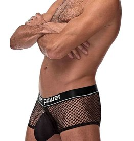 Male Power Cock Pit Net Mini Cock Ring Short