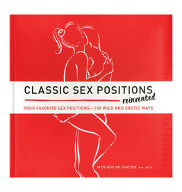 Quayside Publishing Classic Sex Positions Reinvented