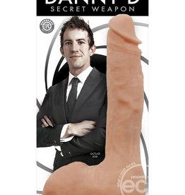 nsnovelties Danny D's Secret Weapon Dong Flesh 10.50 Inch