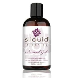 Sliquid Organics Natural Gel - 8.5 Fl. Oz. (251 ml)