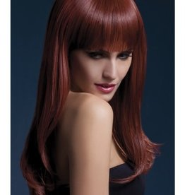 FEVER LINGERIE Sienna Wig - Auburn