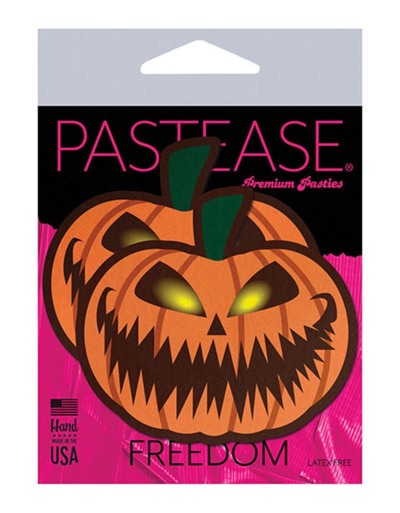 Pastease Pastease Halloween Scary Pumpkin - Orange O/S