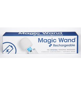 Magic Wand Magic Wand Rechargeable - White