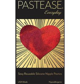 Pastease Pastease Reusable Liquid Heart - Red O/S