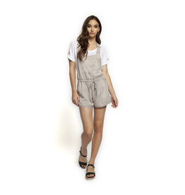 Dex SHORTS OVERALLS W/SELF DRAWCORD AT WAIST