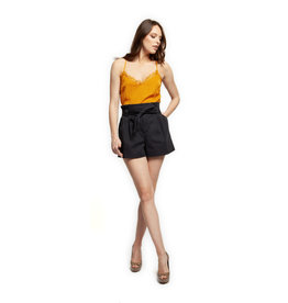 Dex SELF TIE WAIST SHORTS