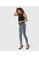 lola Alexa High Rise Skinny Jeans STRIPES